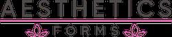 Aesthetics Forms Logo